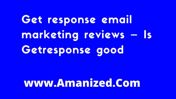 Best email marketing online