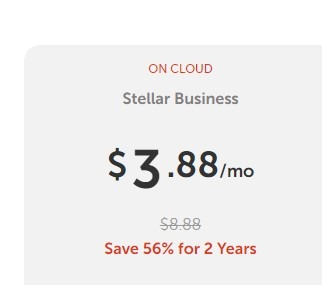 Cheap shared website hosting